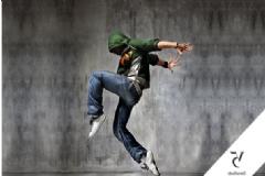 怎样提高街舞水平?跳街舞有什么好处?[图]