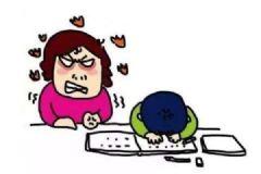 陪作业陪出焦虑症!陪孩子写作业到底有多糟心?[多图]