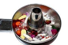 冰块煮火锅是什么操作?冰火锅是怎么做的?[多图]