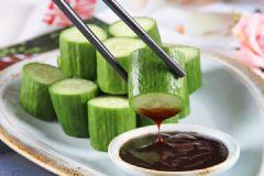 黄瓜蘸什么酱好吃?吃黄瓜时蘸什么酱好?[多图]