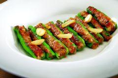 辣椒里面塞肉馅叫什么菜?辣椒里面塞肉馅怎么做?[多图]