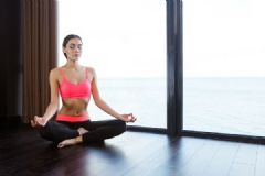 """练瑜伽的好处之一——让您拥有发达的""""超级右脑""""[多图]"""