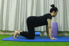 缓解疲劳的瘦腰瑜伽这样做![图]