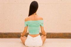 如何瘦出美背?瘦背的瑜伽动作有哪些?[图]