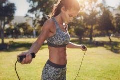 跳绳为什么可以减肥?跳绳瘦身要注意什么?[图]