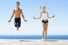 跳绳减肥法好不好?如何跳绳减肥更快?[图]