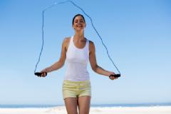 跳绳减肥的正确方法有哪些?怎么跳绳减肥的效果更好?[图]