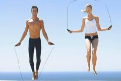 正确的跳绳减肥方法有哪些?怎么跳绳才能达到减肥的效果?[图]