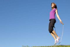 有哪些跳绳减肥的方法?跳绳减肥要注意什么问题?[图]