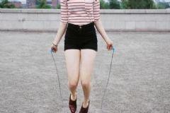跳绳小腿会长肌肉吗?跳绳会使小腿变粗吗?[图]