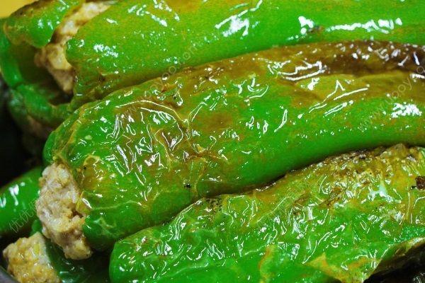 辣椒里面塞肉馅叫什么菜?辣椒里面塞肉馅怎么做?(3)