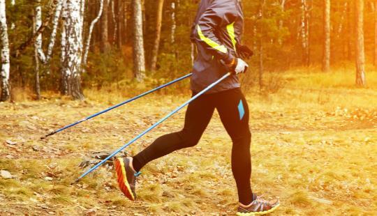 正确的健步走提高心肺功能 四种步行方式有助燃脂减肥
