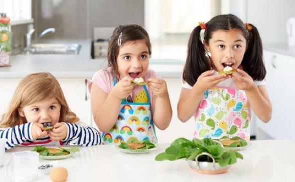 孩子肥胖的4个原因 儿童健康减肥应减少高热量食物摄入