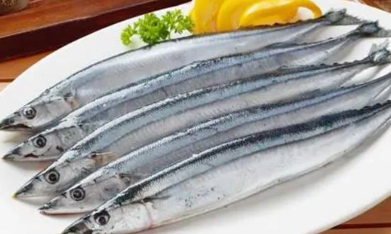 秋刀鱼不宜与什么一起吃?秋刀鱼一天吃多少适合