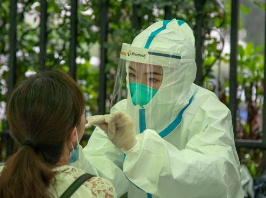 全员核酸检测有漏掉没检测的吗 自行去医院做新冠病毒核酸检测