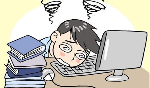 上班族压力大有哪些原因?上班族压力大有什么表现?