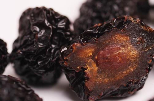 黑枣红枣大不同,黑枣都有什么好处?