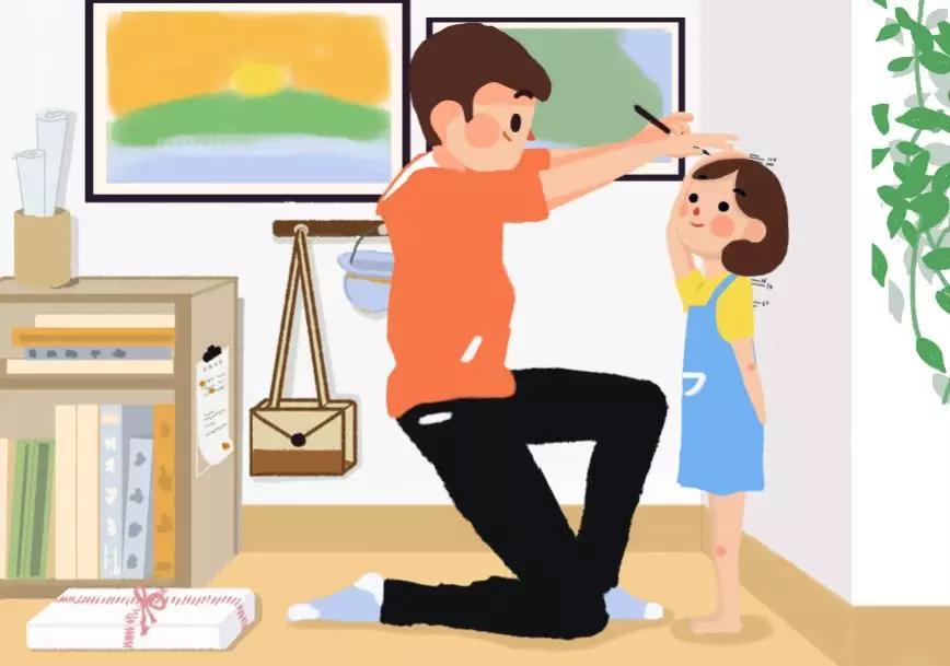 儿童在各个年龄段标准身高是多少 6~12岁小学生最新身高、体重对照表