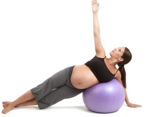 孕妇瑜伽球怎么用?孕妇瑜伽球有哪些好处?